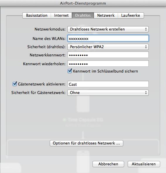 technicolor router wlan aktivieren