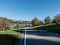 Richtung Rheinschlucht